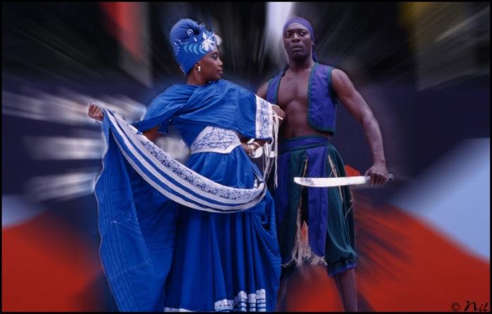 Yemaya y Ogun