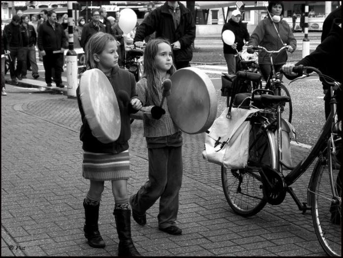 Twee trommels